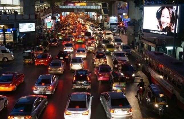 Kẹt xe khiến Bangkok thiệt hại 320 triệu USD mỗi năm - ảnh 4