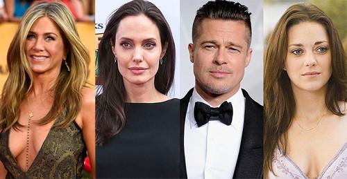 Brad Pitt - hai cuộc hôn nhân và tin đồn ngoại tình đeo bám - ảnh 2