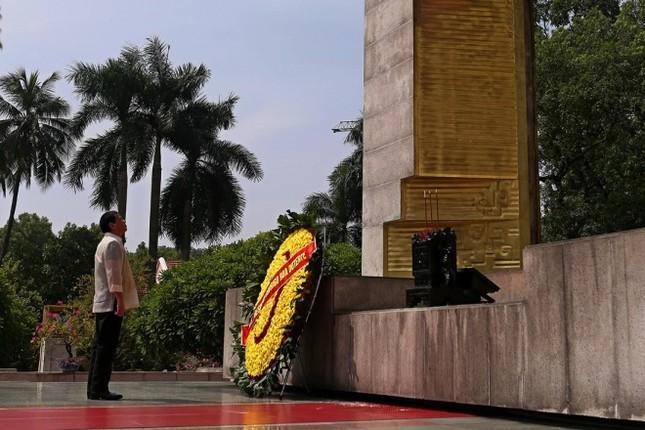 Chuyến thăm Việt Nam đầu tiên của Tổng thống Philippines - ảnh 6