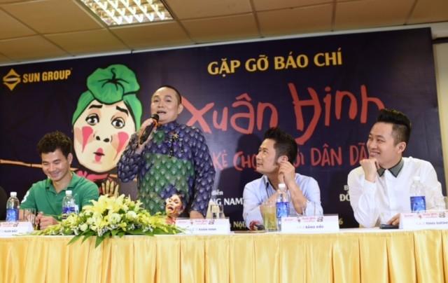 Đạo diễn tiết lộ mức đầu tư hơn 10 tỷ đồng cho liveshow Xuân Hinh - ảnh 2