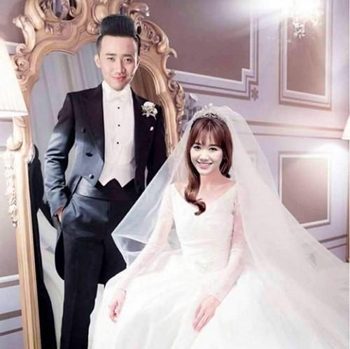 Sự thật ảnh cưới của Hari Won và Trấn Thành - ảnh 2