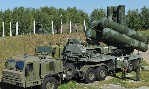 Tên lửa Nga khó đủ sức hạ tiêm kích tàng hình Mỹ ở Syria - ảnh 1