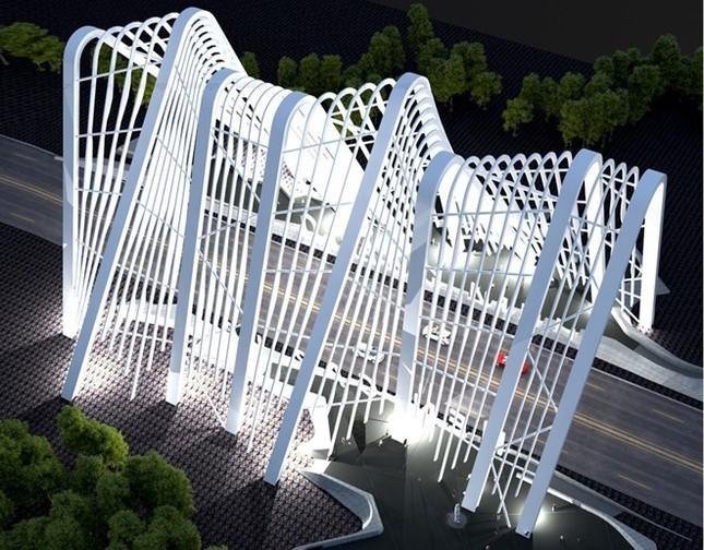 'Lãng phí khi đầu tư nhiều tiền cho cổng chào Quảng Ninh' - ảnh 1