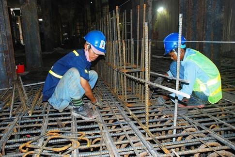 Cận cảnh Metro đầu tiên dưới lòng đất... Sài Gòn - ảnh 28