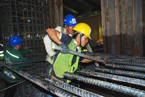 Cận cảnh Metro đầu tiên dưới lòng đất... Sài Gòn - ảnh 20