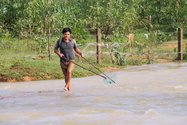 Hà Tĩnh xả tràn hồ Kẻ Gỗ, sẵn sàng sơ tán 2.000 dân - ảnh 8