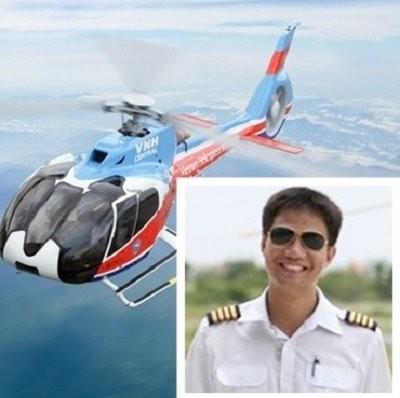 Chuyện về 2 cha con phi công đều hi sinh khi bay huấn luyện - ảnh 1