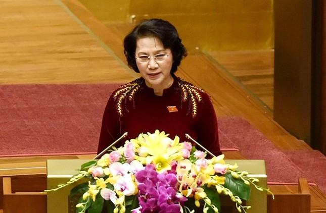 Quốc hội chia sẻ khó khăn, mất mát với đồng bào miền Trung - ảnh 1