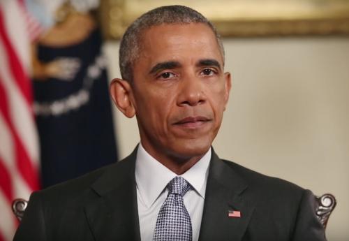 Obama kêu gọi người Mỹ đoàn kết trước thềm tưởng niệm vụ 11/9 - ảnh 1