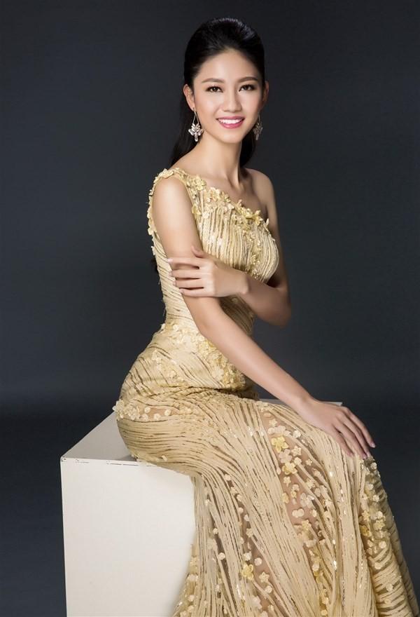 Nhan sắc kiêu kỳ của Top 3 Hoa hậu Việt Nam - ảnh 9