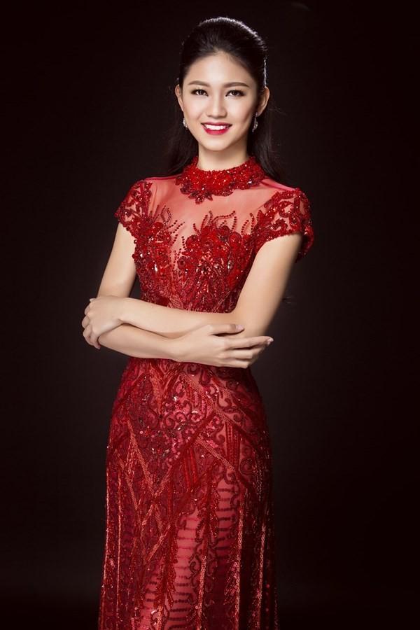 Nhan sắc kiêu kỳ của Top 3 Hoa hậu Việt Nam - ảnh 10