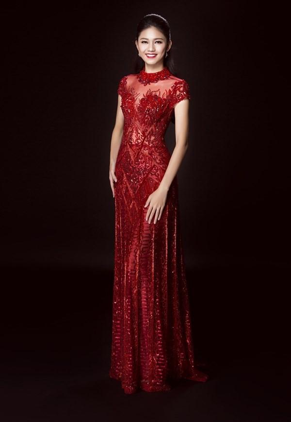 Nhan sắc kiêu kỳ của Top 3 Hoa hậu Việt Nam - ảnh 11