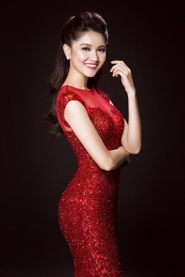 Nhan sắc kiêu kỳ của Top 3 Hoa hậu Việt Nam - ảnh 14