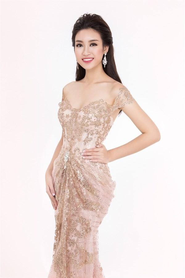 Nhan sắc kiêu kỳ của Top 3 Hoa hậu Việt Nam - ảnh 5