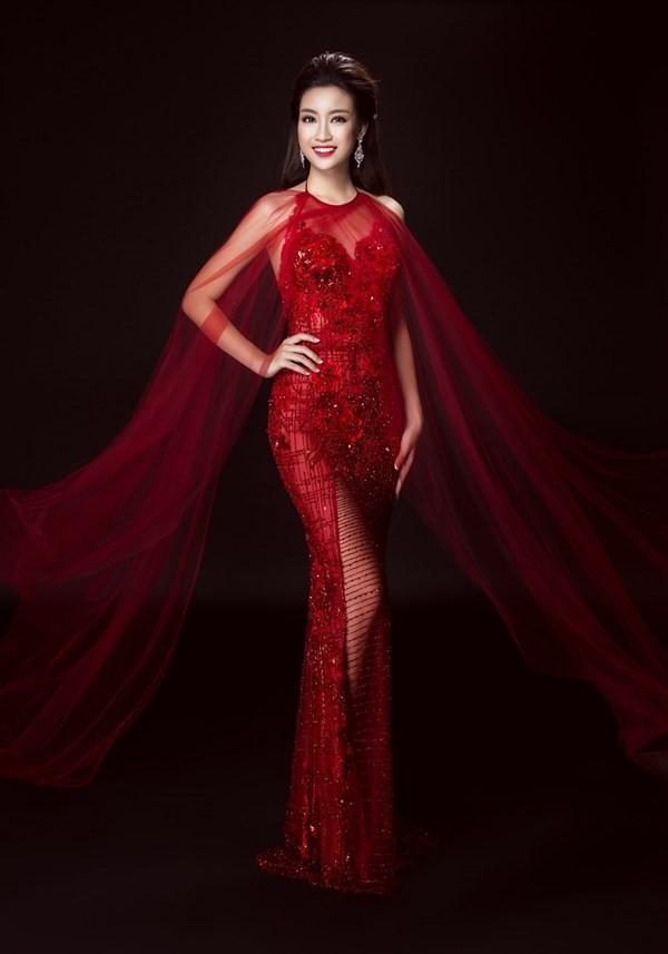 Nhan sắc kiêu kỳ của Top 3 Hoa hậu Việt Nam - ảnh 6