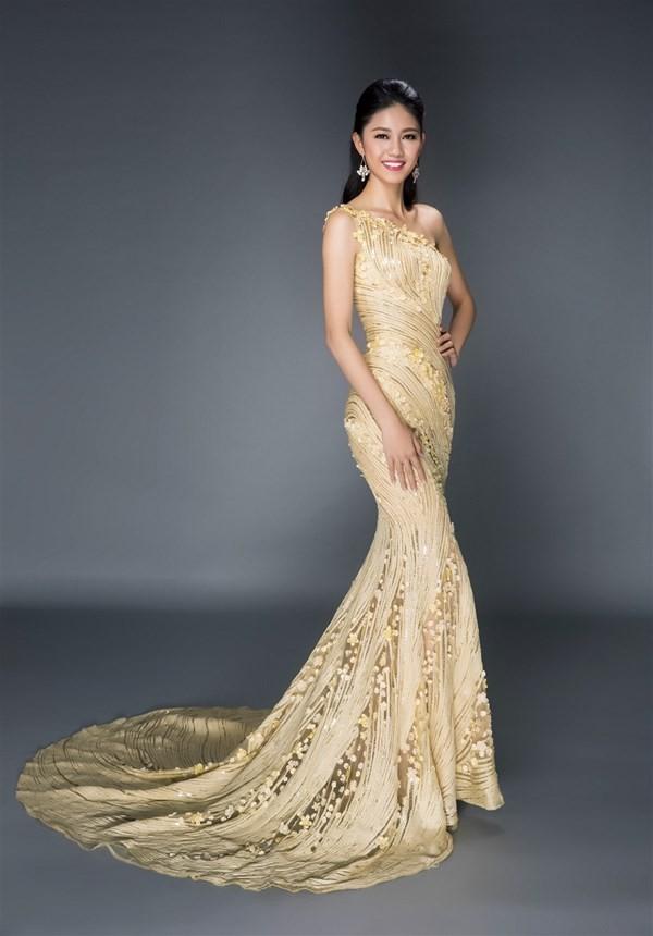 Nhan sắc kiêu kỳ của Top 3 Hoa hậu Việt Nam - ảnh 8