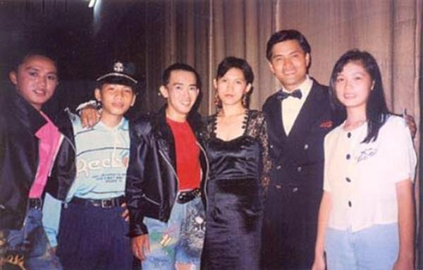 Những kỷ niệm đẹp của Minh Thuận bên bạn bè nghệ sĩ - ảnh 16