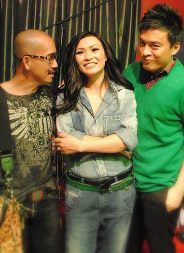 Những kỷ niệm đẹp của Minh Thuận bên bạn bè nghệ sĩ - ảnh 3