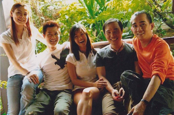 Những kỷ niệm đẹp của Minh Thuận bên bạn bè nghệ sĩ - ảnh 4