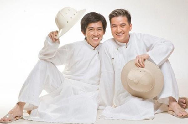 Những kỷ niệm đẹp của Minh Thuận bên bạn bè nghệ sĩ - ảnh 6