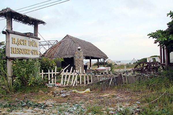 Khu resort nghìn tỷ bỏ hoang ở ven biển Kê Gà - ảnh 2