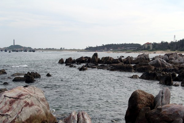 Khu resort nghìn tỷ bỏ hoang ở ven biển Kê Gà - ảnh 1