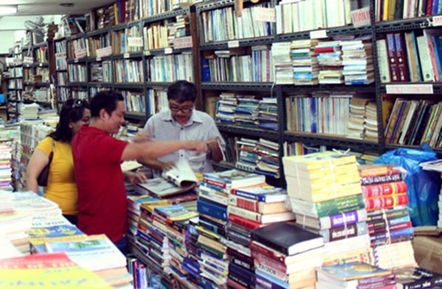 Bốn đường sách nổi tiếng ở Sài Gòn - ảnh 2