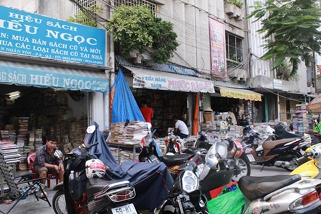 Bốn đường sách nổi tiếng ở Sài Gòn - ảnh 1
