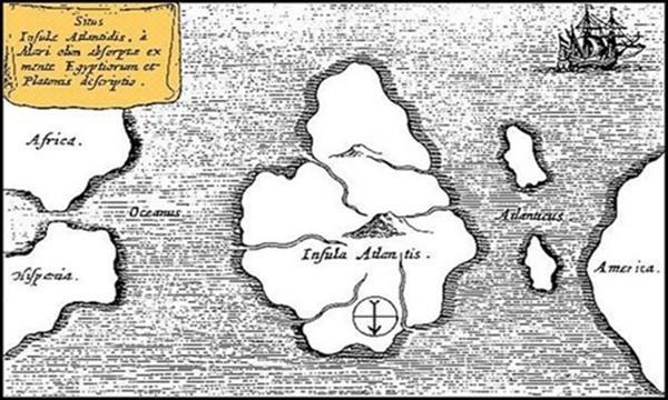 Những truyền thuyết cổ đại dựa trên sự kiện có thật - ảnh 4