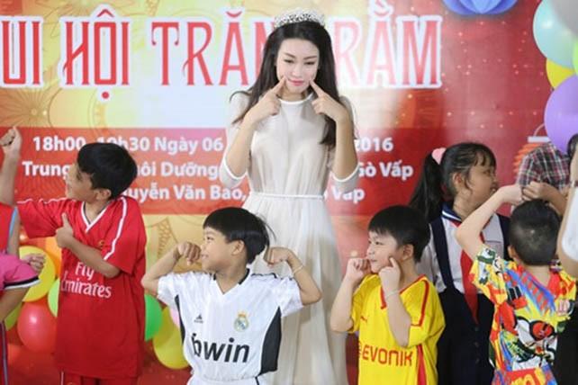 Hoa hậu Mỹ Linh: 'Đâu phải cứ bị chê xấu là đi sửa nhan sắc' - ảnh 2