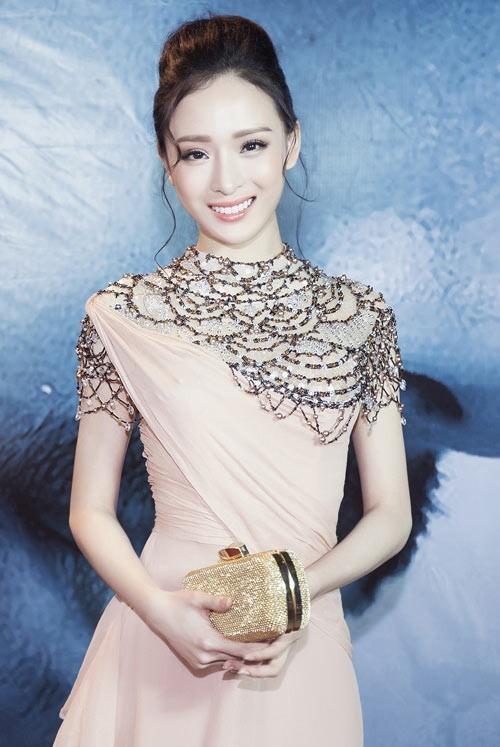 Hoa hậu Phương Nga từng viết bài hit cho Hà Hồ, Quốc Thiên - ảnh 1
