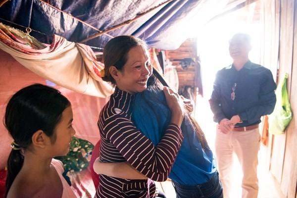 'Nggười đẹp truyền thông' Ngọc Vân tiếp nối dự án nhân ái ở Tây Nguyên - ảnh 10