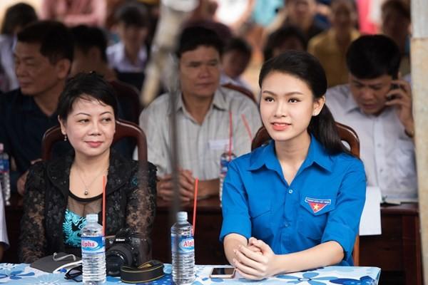 'Nggười đẹp truyền thông' Ngọc Vân tiếp nối dự án nhân ái ở Tây Nguyên - ảnh 6