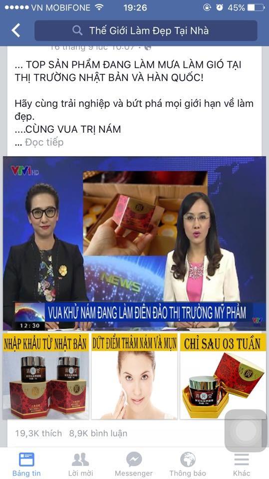 Hình ảnh bản tin Thời sự VTV bị chỉnh sửa để lừa đảo - ảnh 2