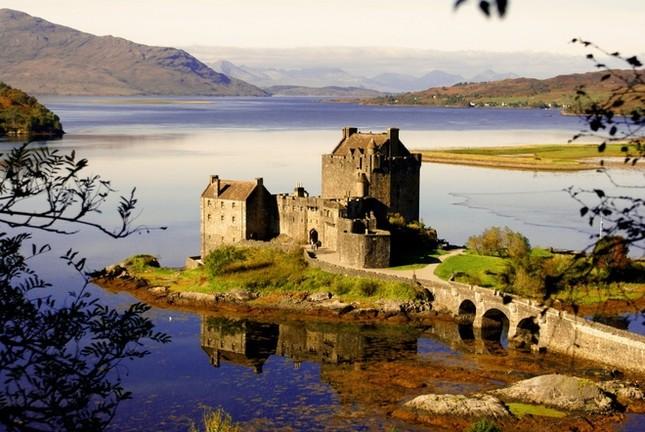 Những lâu đài đẹp nhất thế giới - ảnh 6