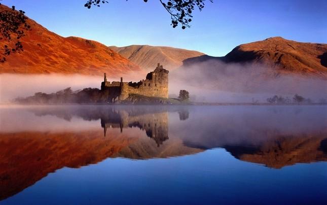 Những lâu đài đẹp nhất thế giới - ảnh 7