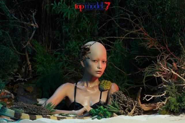 Từ tập đầu té ngã đến quán quân Chung kết Next Top Model - ảnh 11