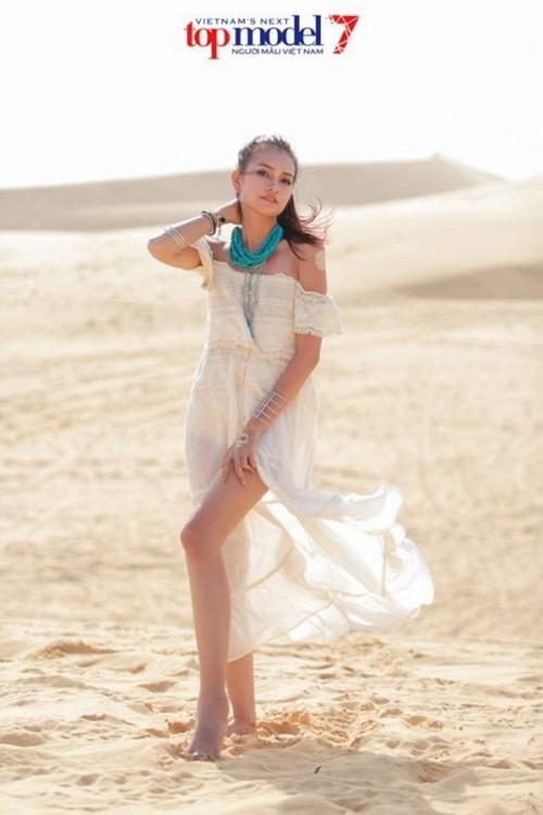 Từ tập đầu té ngã đến quán quân Chung kết Next Top Model - ảnh 12