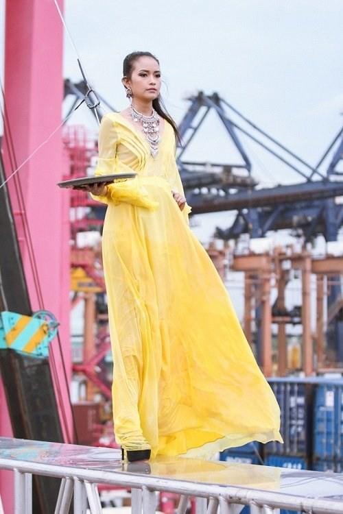 Từ tập đầu té ngã đến quán quân Chung kết Next Top Model - ảnh 2