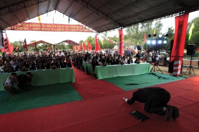 Người Hàn Quốc và phong trào 'thành thật xin lỗi Việt Nam' - ảnh 6