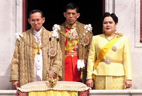 Thái tử nối ngôi Quốc vương Thái Lan là ai? - ảnh 2