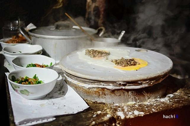 Những món ăn Hà Giang nên thử mùa hoa tam giác mạch - ảnh 1
