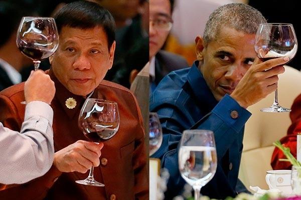 Obama 'bó tay' trước tuyên bố chia tay của ông Duterte? - ảnh 3