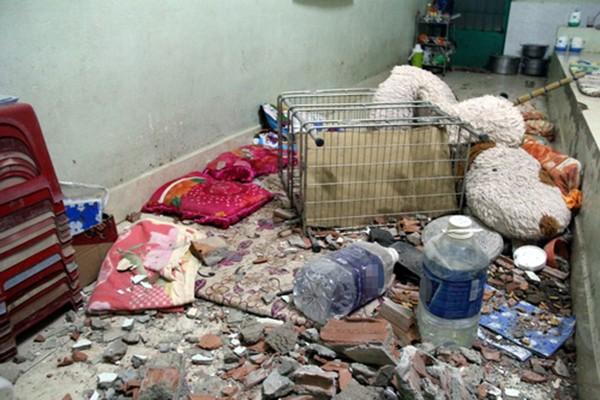 Trung tâm cai nghiện tan hoang sau khi bị hơn 500 người đập phá - ảnh 2