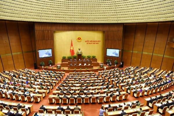 Quốc hội sẽ mở cửa đón cử tri vào xem trực tiếp - ảnh 1