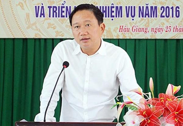 Thượng tướng Lê Quý Vương: Vụ ông Trịnh Xuân Thanh sẽ truy đến cùng - ảnh 1