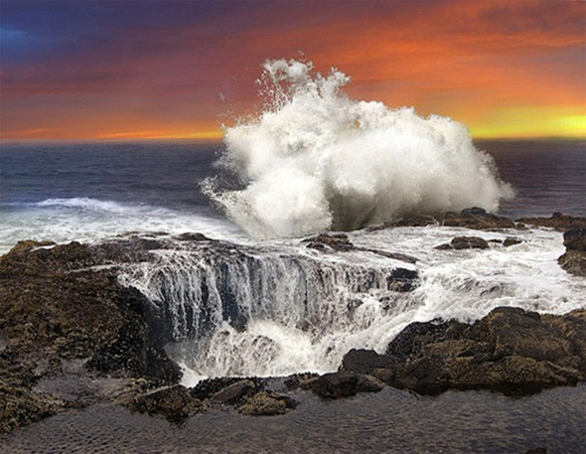 Giếng địa ngục an toàn trên biển ở Mỹ - ảnh 2
