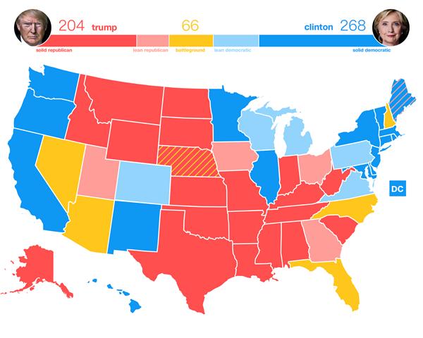 Điểm bỏ phiếu mở cửa, Mỹ bước vào thời khắc lịch sử - ảnh 1