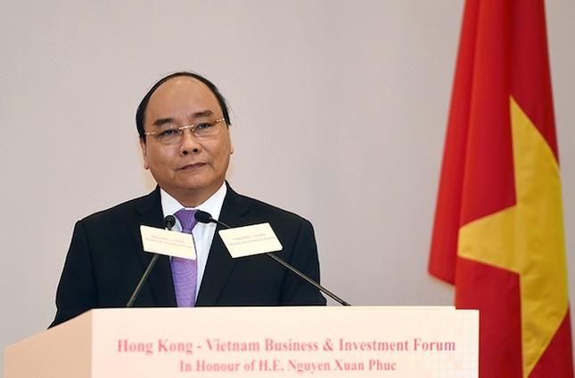 Thủ tướng Nguyễn Xuân Phúc kết thúc tốt đẹp chuyến thăm chính thức Trung Quốc - ảnh 1