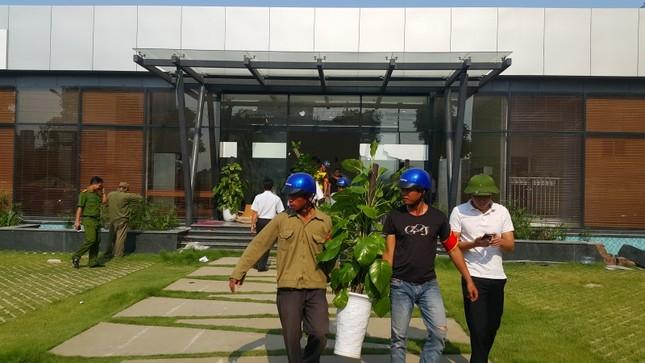 Ecolife Capitol xây nhà mẫu trái phép trên đất nông nghiệp - ảnh 1